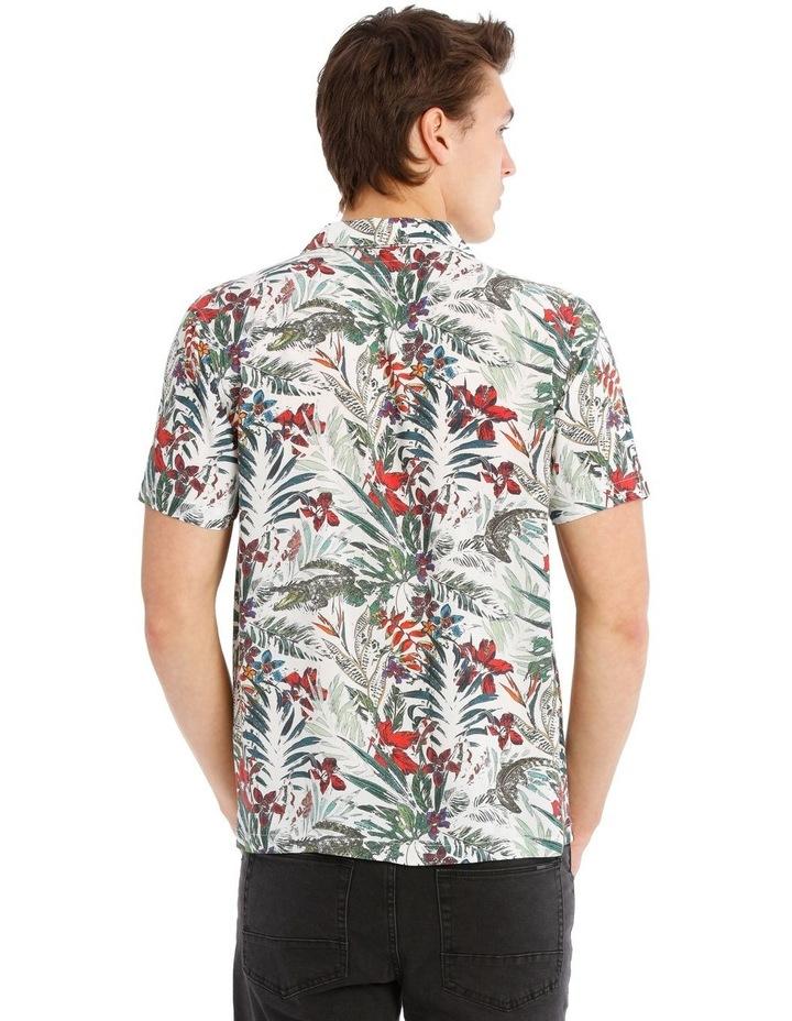 Malolo Print Short Sleeve Rayon Shirt image 3