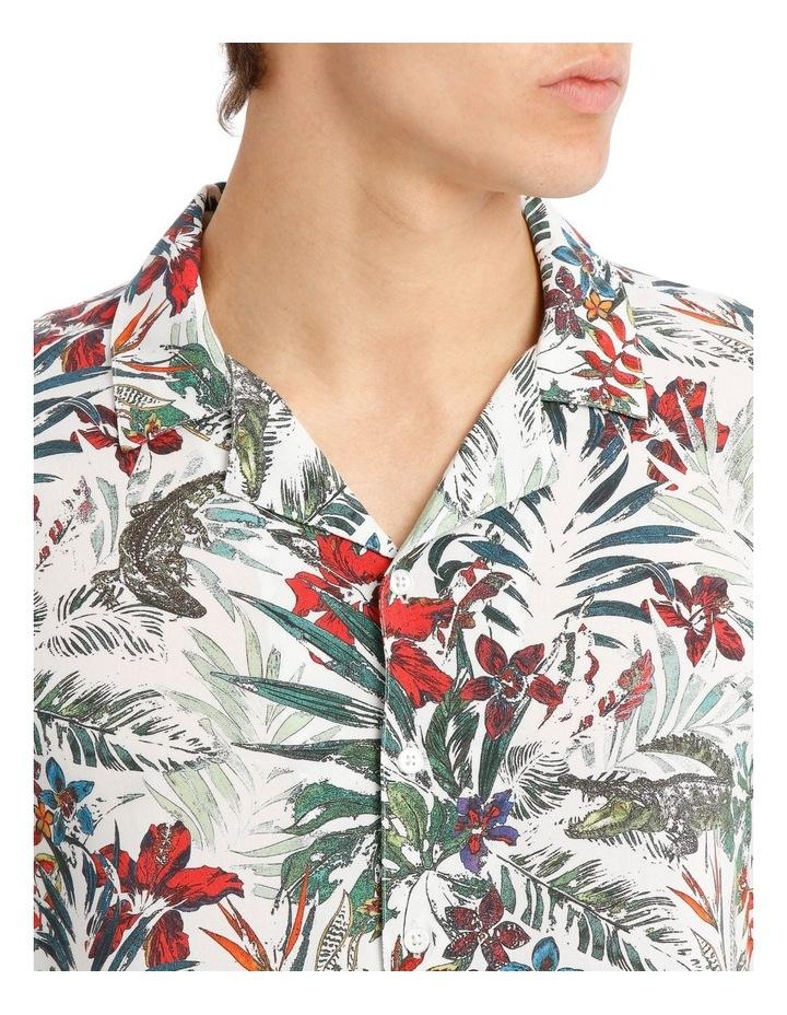 Malolo Print Short Sleeve Rayon Shirt image 4