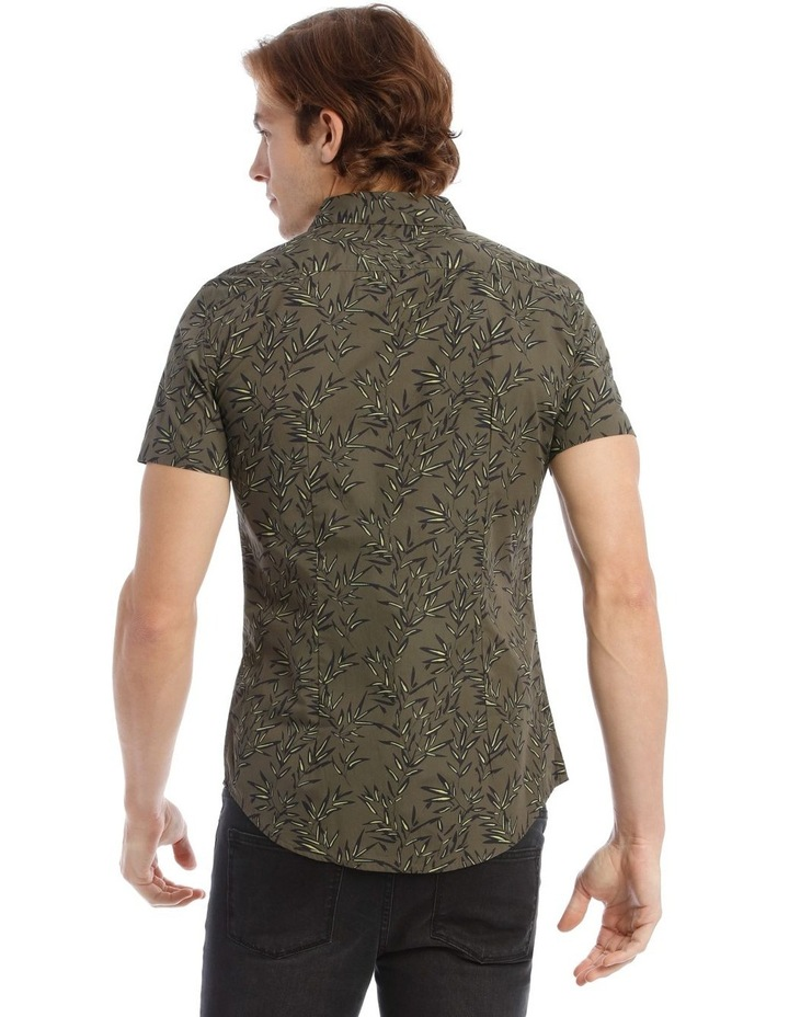 Bamboozled Print Short Sleeve Shirt image 3