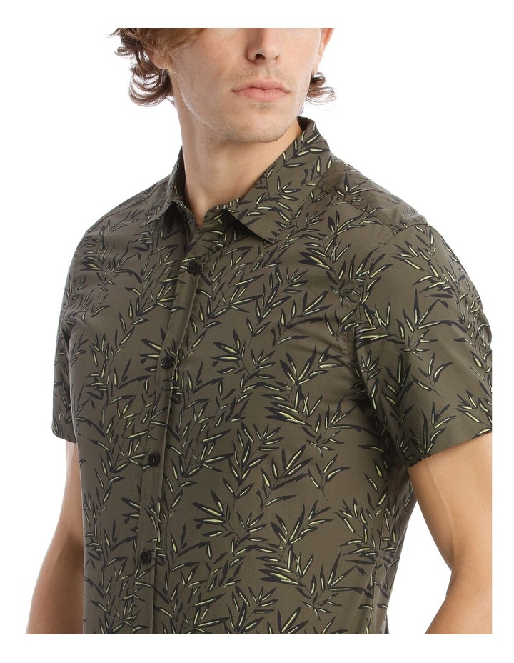 Bamboozled Print Short Sleeve Shirt image 4
