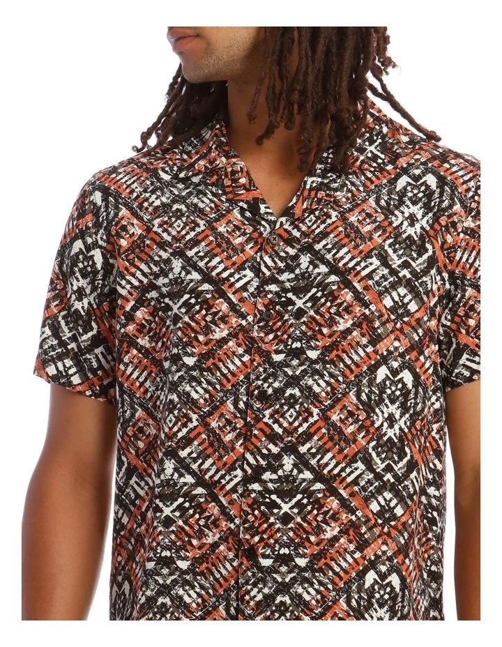 Baloo Short Sleeve Rayon Shirt image 4