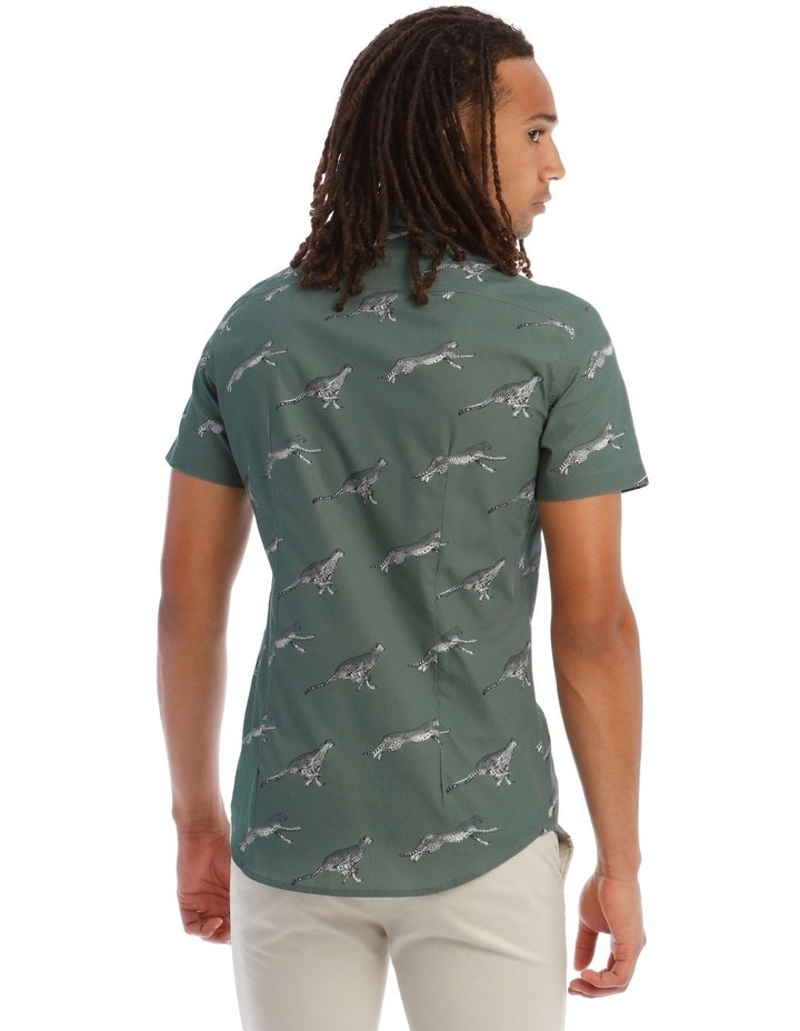 Messua Print Short Sleeve Shirt image 3