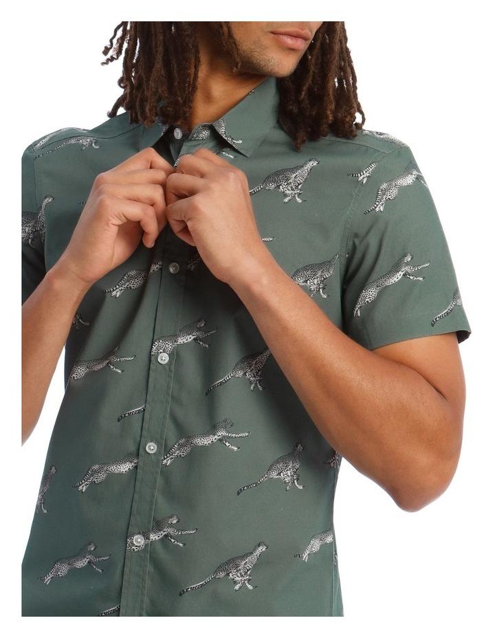 Messua Print Short Sleeve Shirt image 4