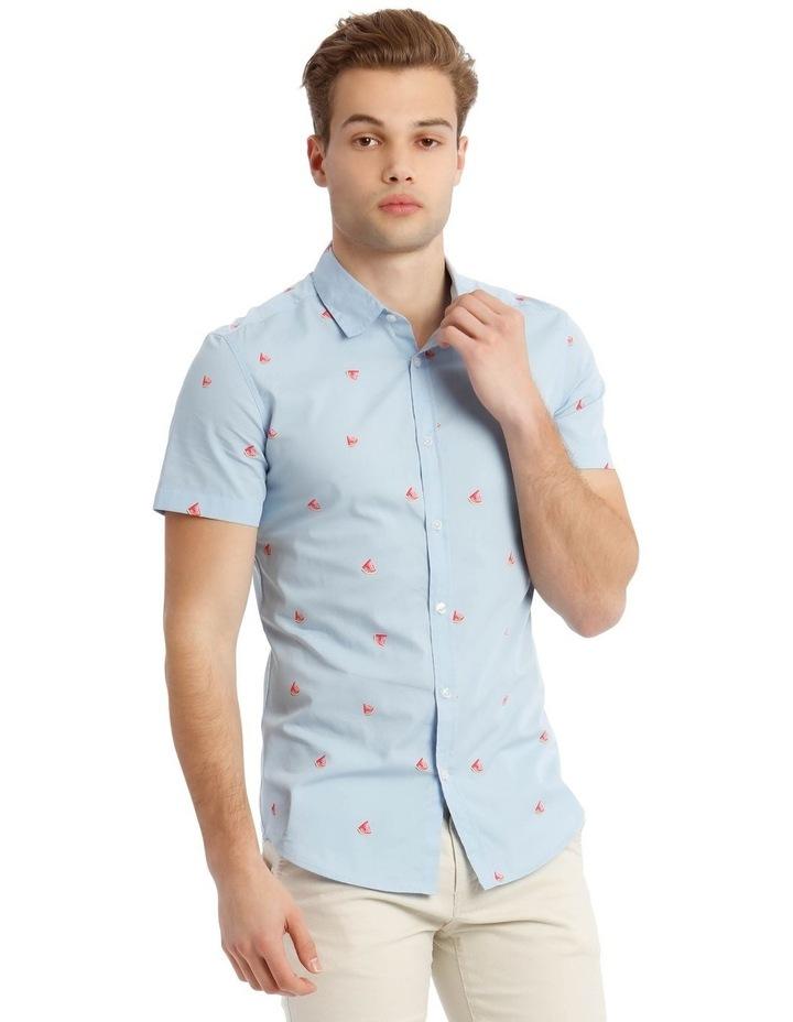 Tropicana Convo Print Short-Sleeve Shirt image 2