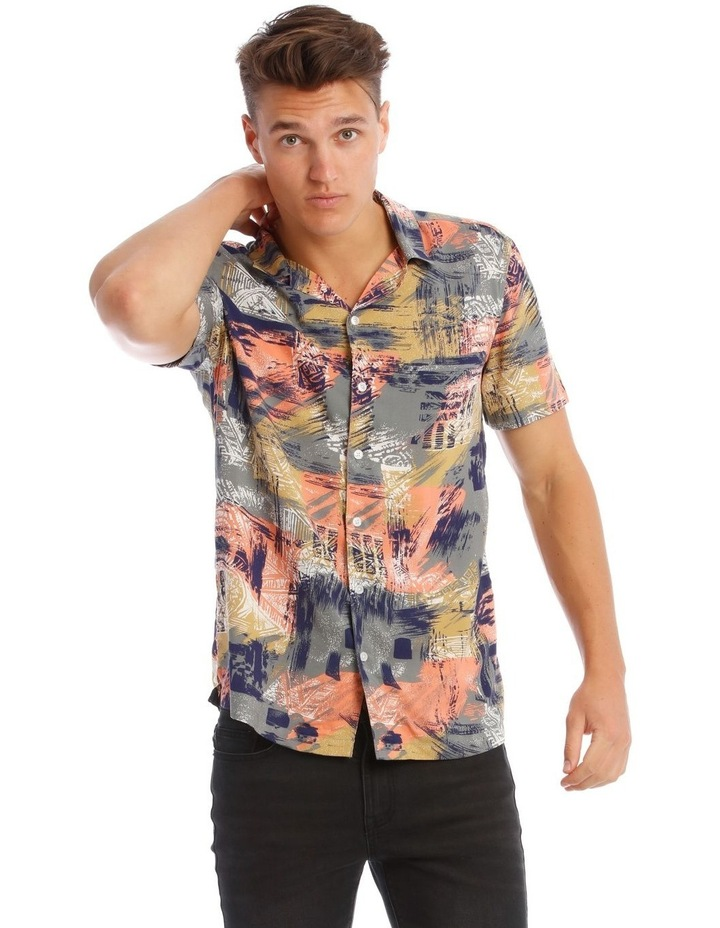 Leipzig Printed Short-Sleeve Shirt image 1