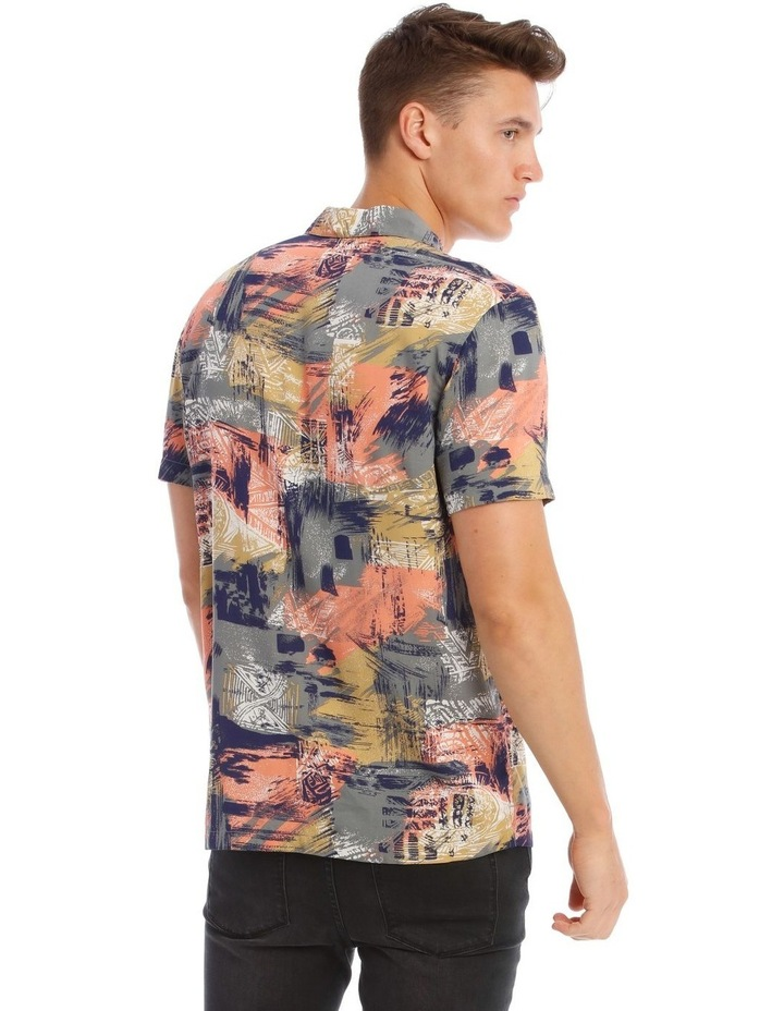Leipzig Printed Short-Sleeve Shirt image 3