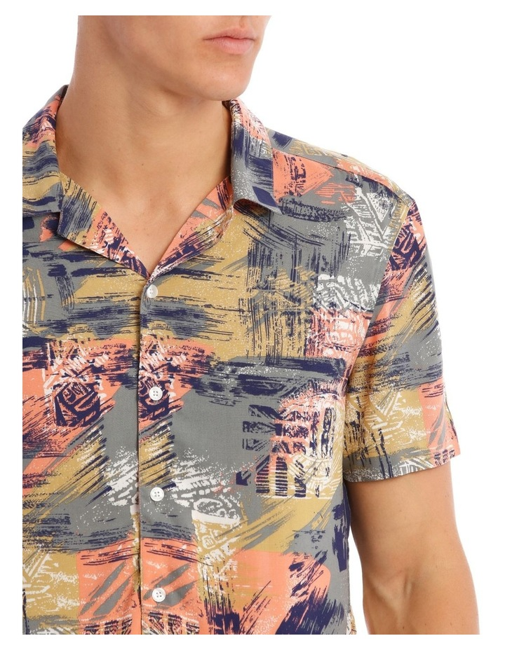 Leipzig Printed Short-Sleeve Shirt image 4