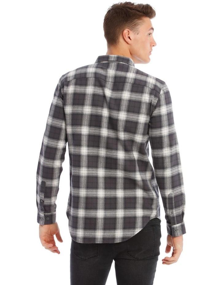 Mustang Check Long-Sleeve Shirt image 3