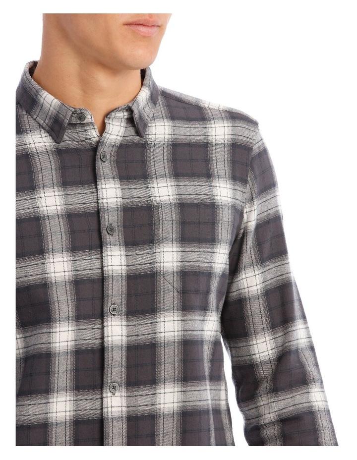 Mustang Check Long-Sleeve Shirt image 4
