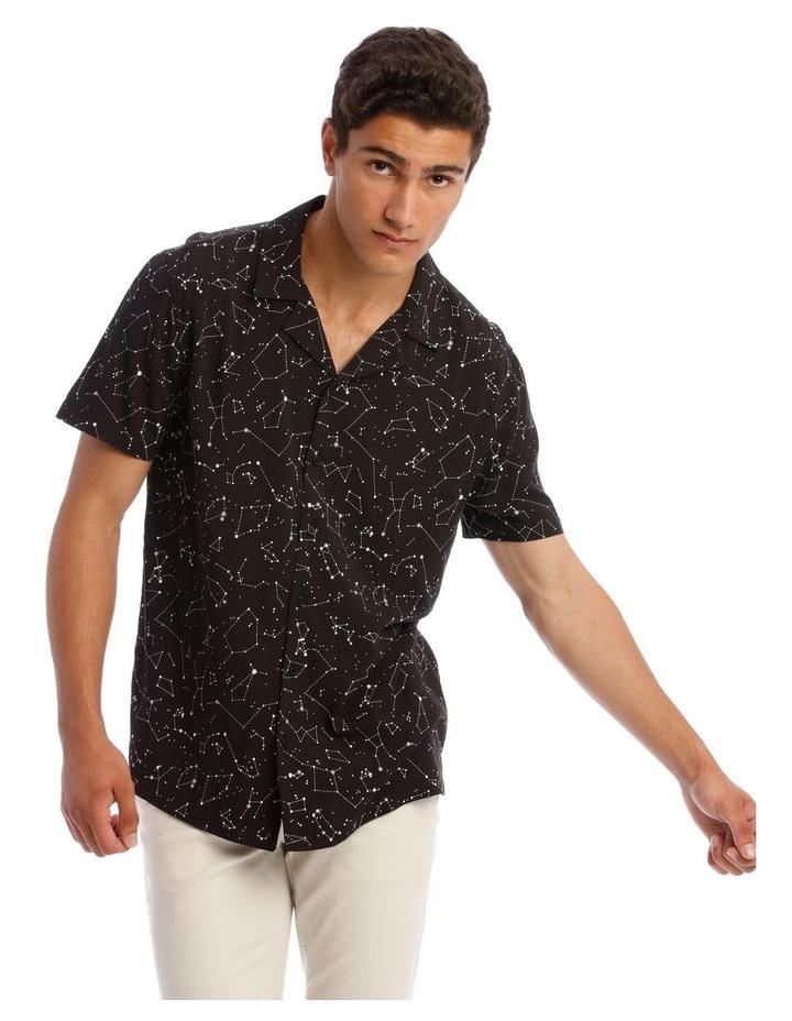 Orion Printed Rayon Short Sleeve Shirt image 1