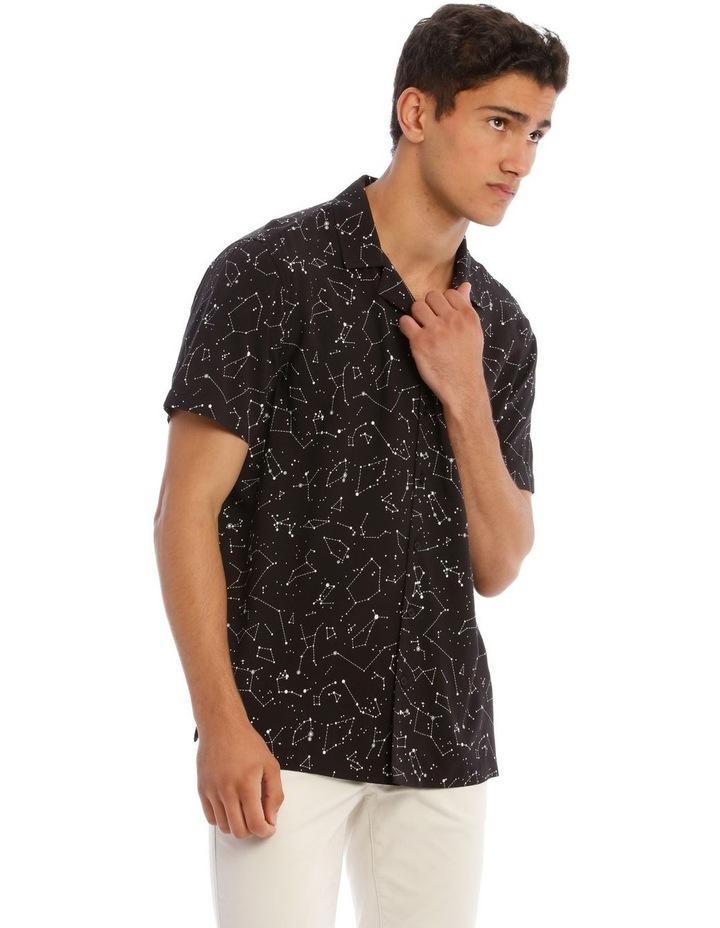 Orion Printed Rayon Short Sleeve Shirt image 2