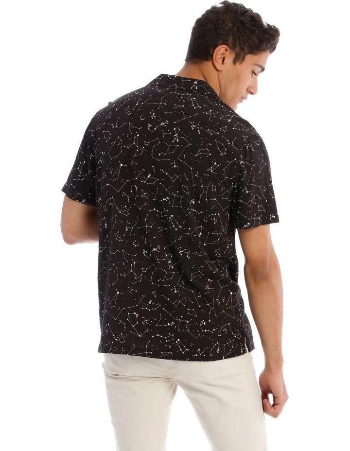 Orion Printed Rayon Short Sleeve Shirt image 3