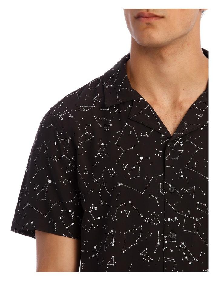 Orion Printed Rayon Short Sleeve Shirt image 4