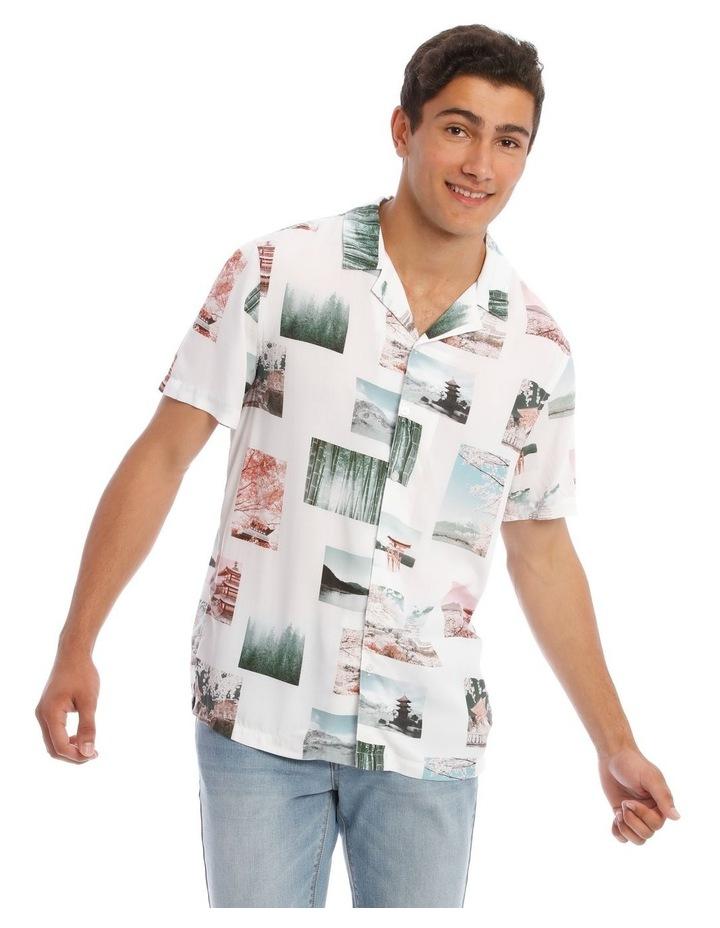 Ruiz Short-Sleeve Photographic Print Shirt image 1
