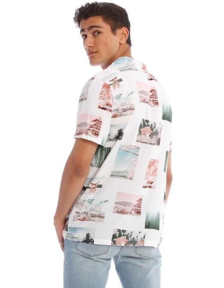 Ruiz Short-Sleeve Photographic Print Shirt image 3