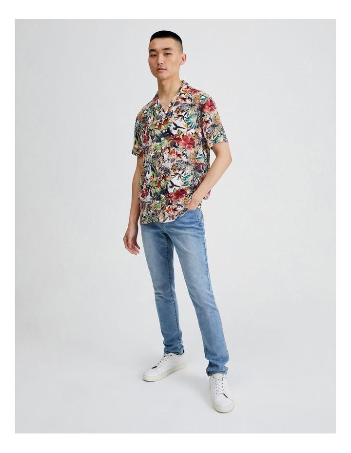 Nettle-Tree All Over Print Short Sleeve Shirt image 2