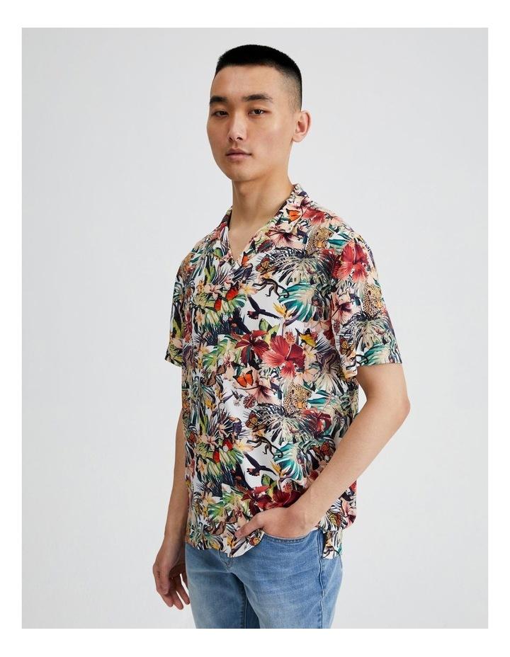 Nettle-Tree All Over Print Short Sleeve Shirt image 3