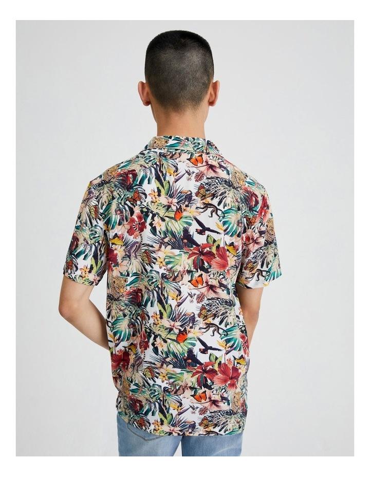 Nettle-Tree All Over Print Short Sleeve Shirt image 4