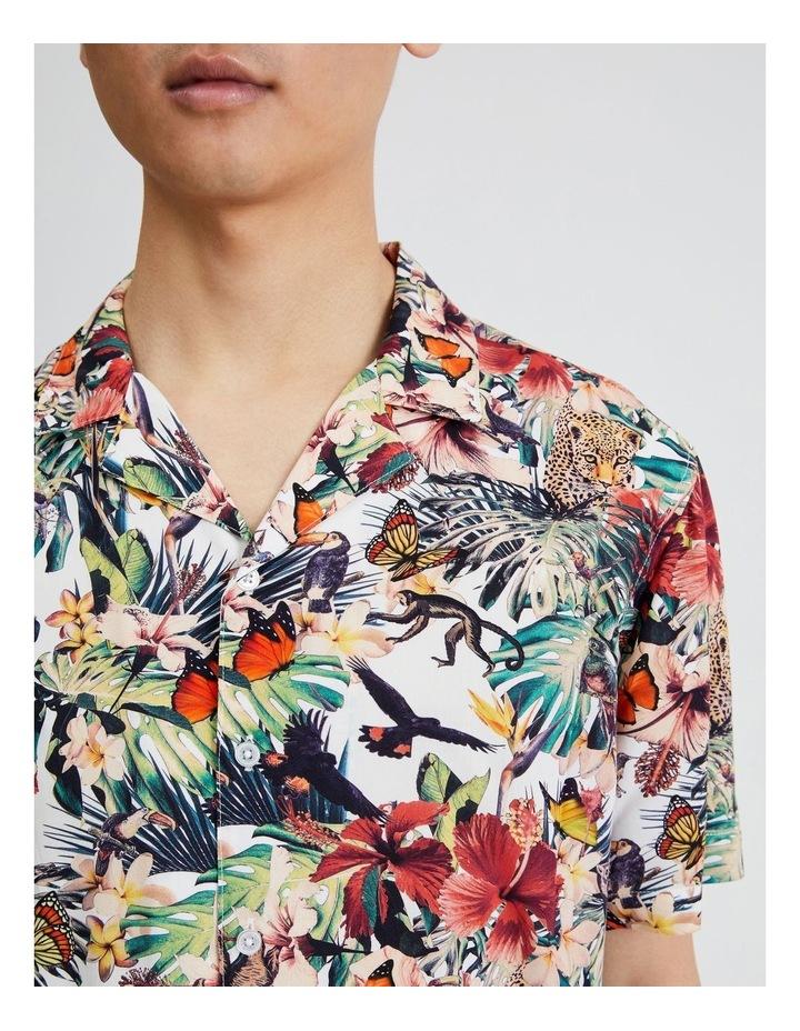 Nettle-Tree All Over Print Short Sleeve Shirt image 5
