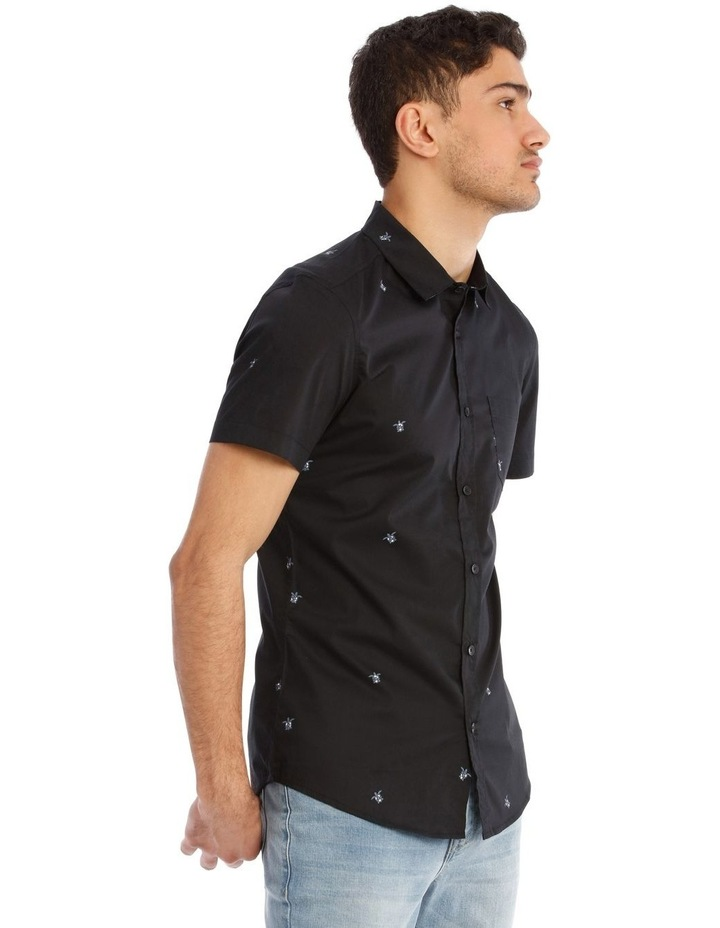 Brockman Geo Print Short Sleeve Shirt image 2