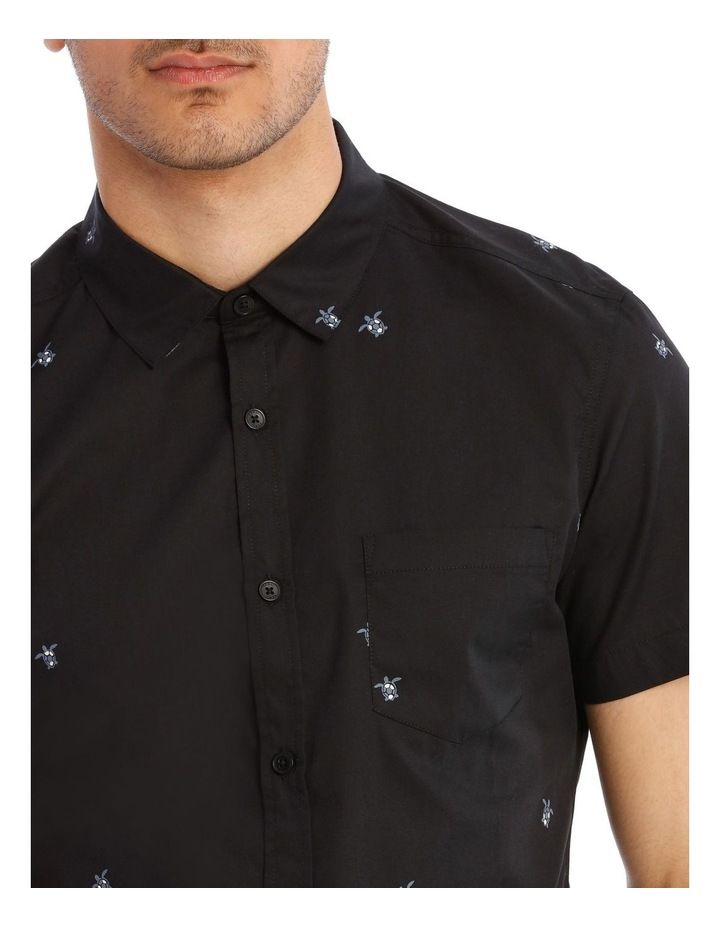Brockman Geo Print Short Sleeve Shirt image 4