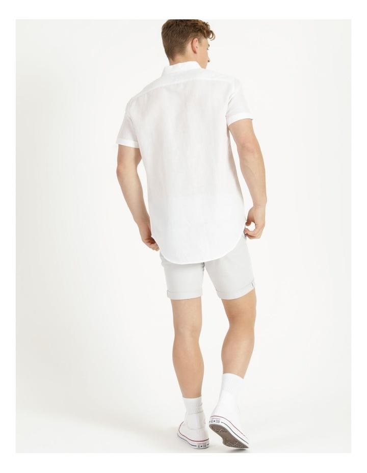 Lovejoy Linen Blend Short Sleeve Shirt image 6
