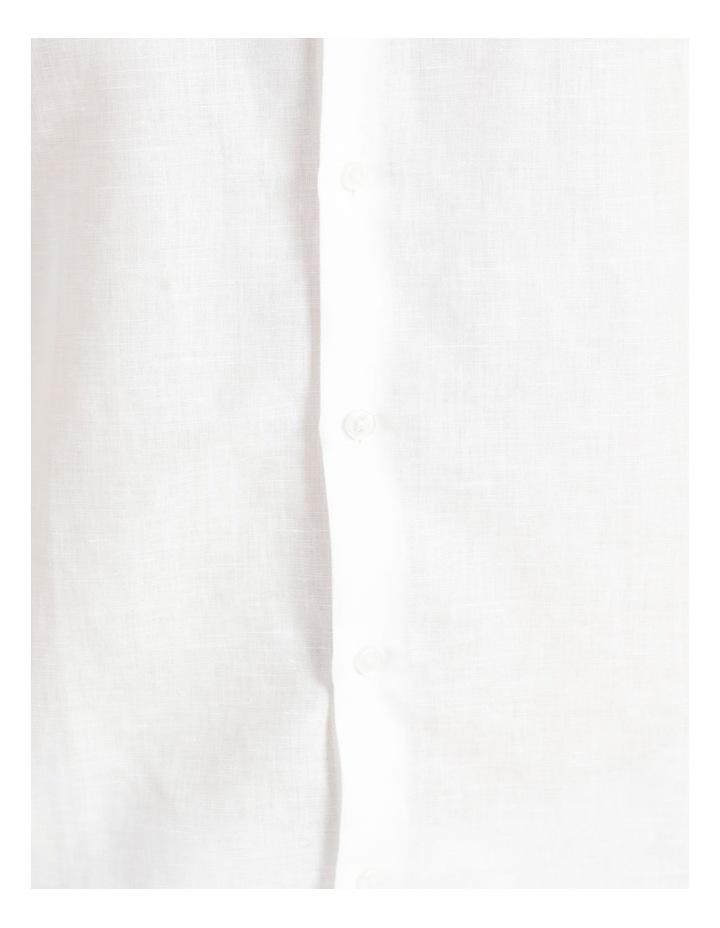 Lovejoy Linen Blend Short Sleeve Shirt image 7
