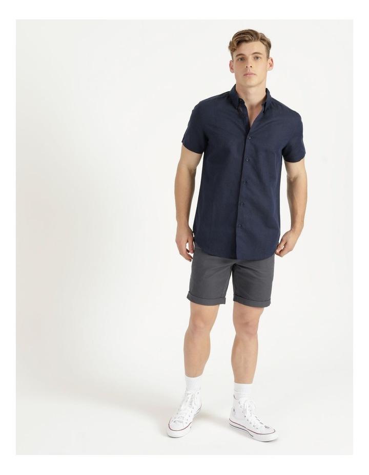 Lovejoy Linen Blend Short Sleeve Shirt image 1