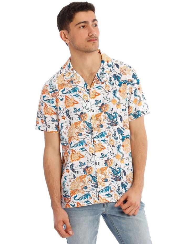 Nobilis All Over Print Short Sleeve Rayon Shirt image 1