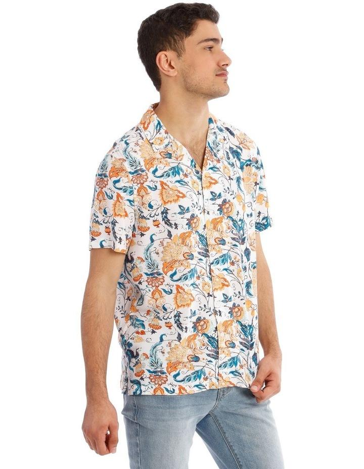 Nobilis All Over Print Short Sleeve Rayon Shirt image 2