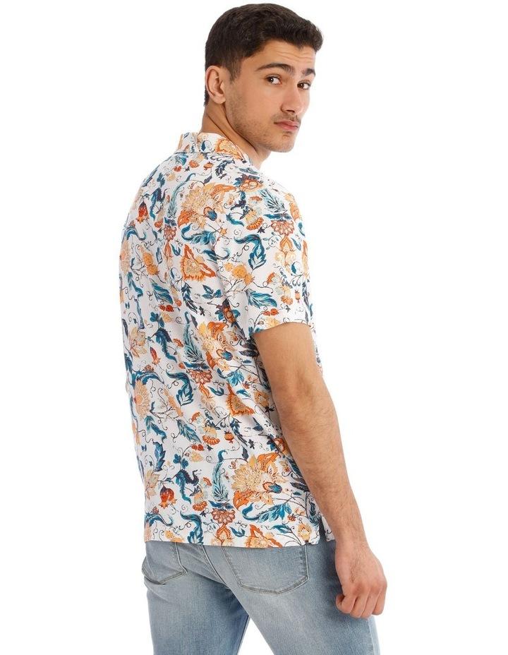 Nobilis All Over Print Short Sleeve Rayon Shirt image 3