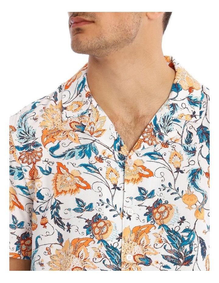 Nobilis All Over Print Short Sleeve Rayon Shirt image 4