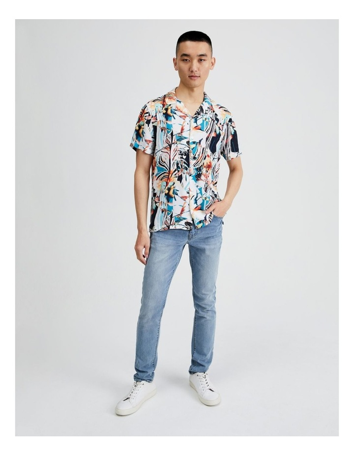 Greenhouse All Over Print Short Sleeve Shirt image 4