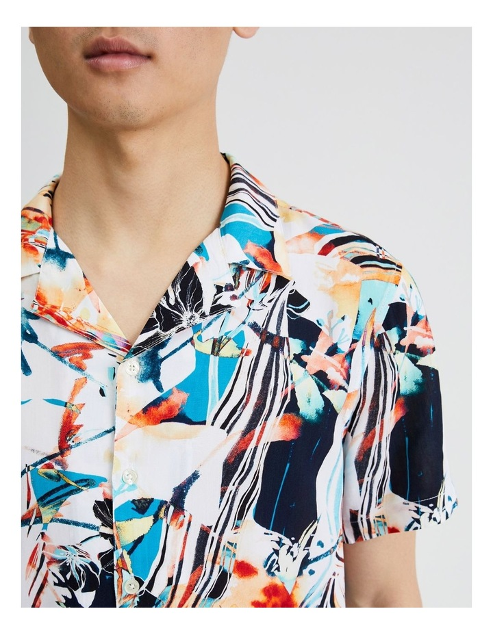 Greenhouse All Over Print Short Sleeve Shirt image 5