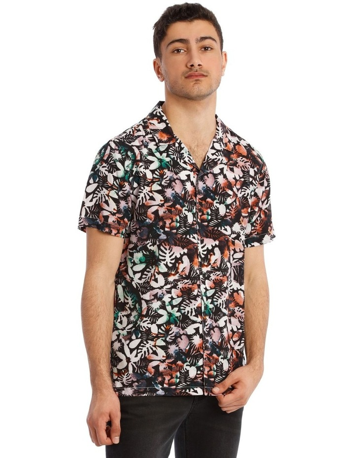 Heat Wave All Over Print  Short Sleeve Shirt image 2