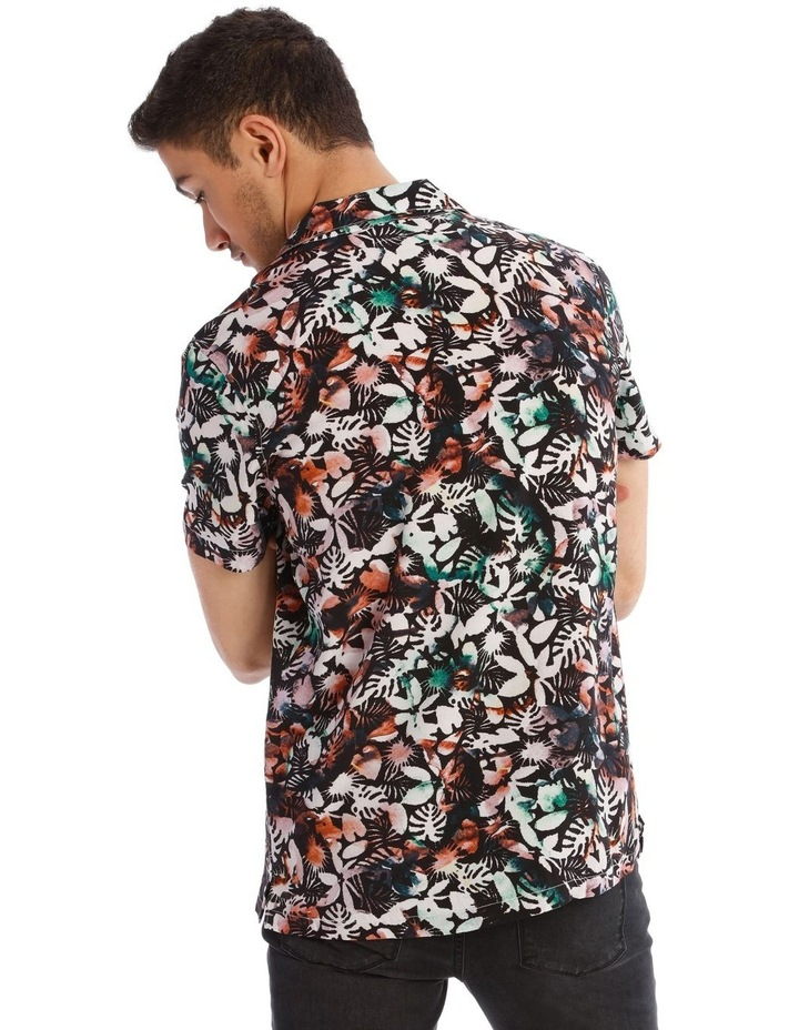 Heat Wave All Over Print  Short Sleeve Shirt image 3