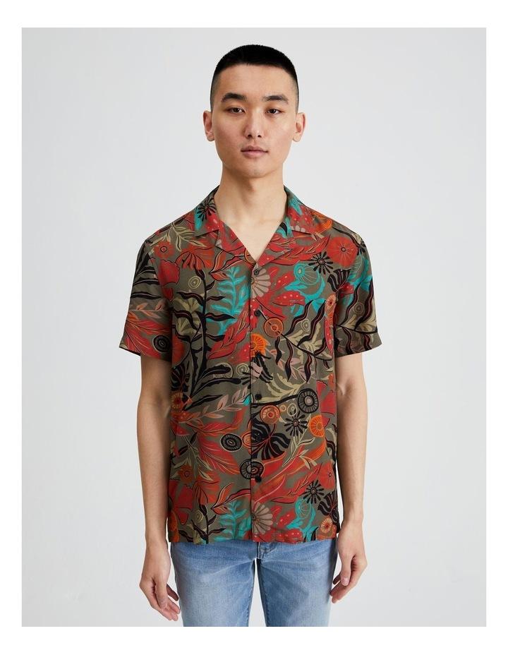 Austin All Over Print Short Sleeve Shirt image 1