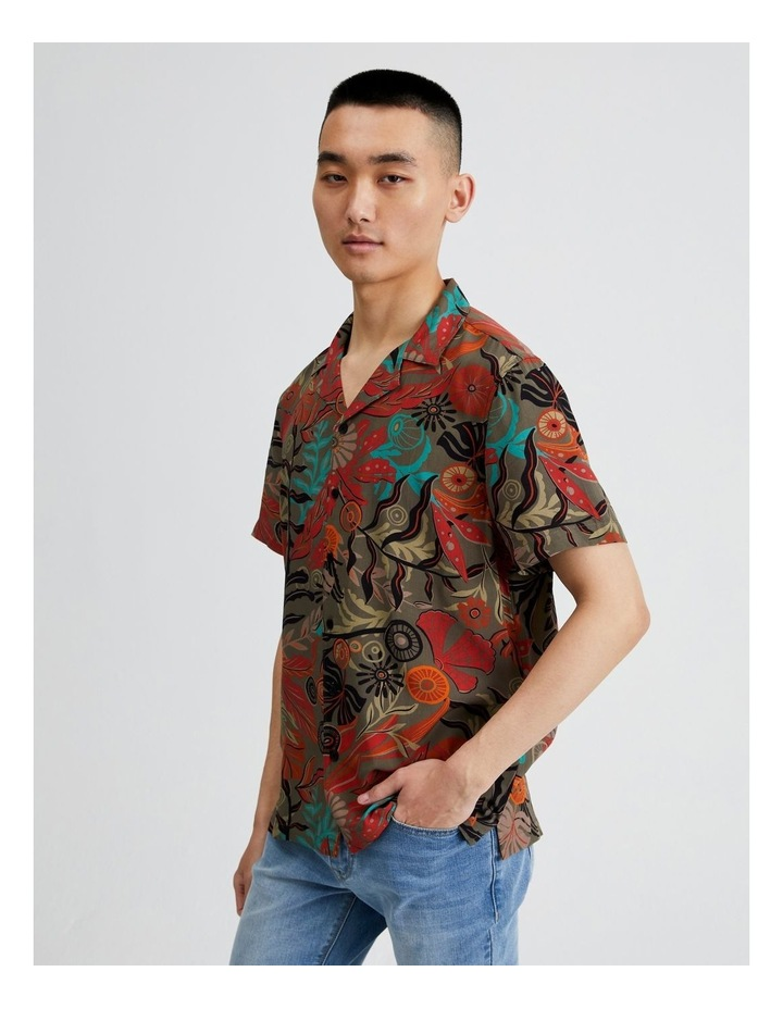 Austin All Over Print Short Sleeve Shirt image 2
