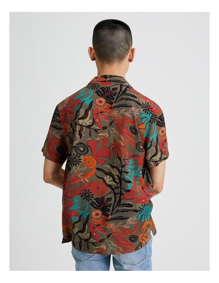 Austin All Over Print Short Sleeve Shirt image 3