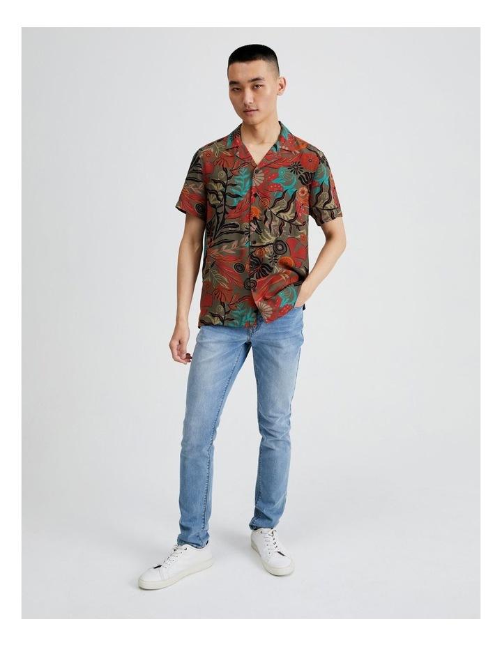 Austin All Over Print Short Sleeve Shirt image 4