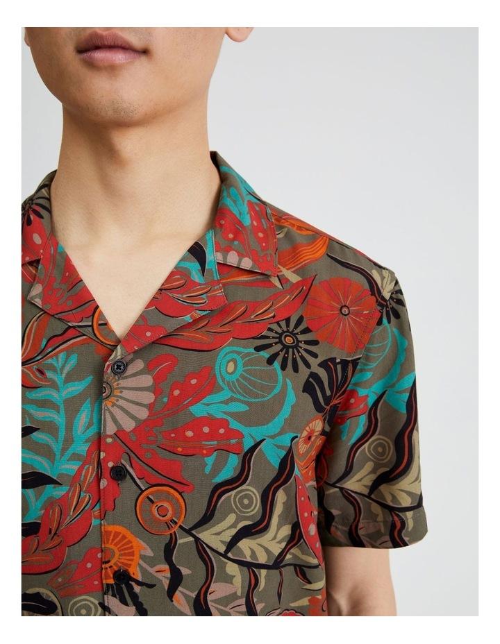 Austin All Over Print Short Sleeve Shirt image 5