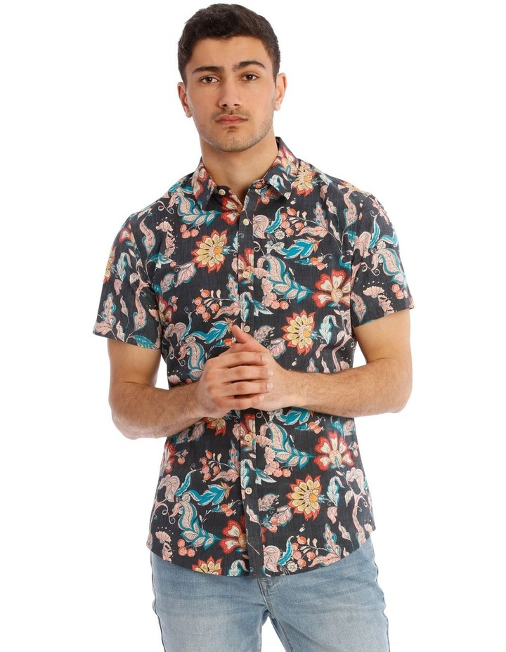 Powers All Over Print Short Sleeve Shirt image 1