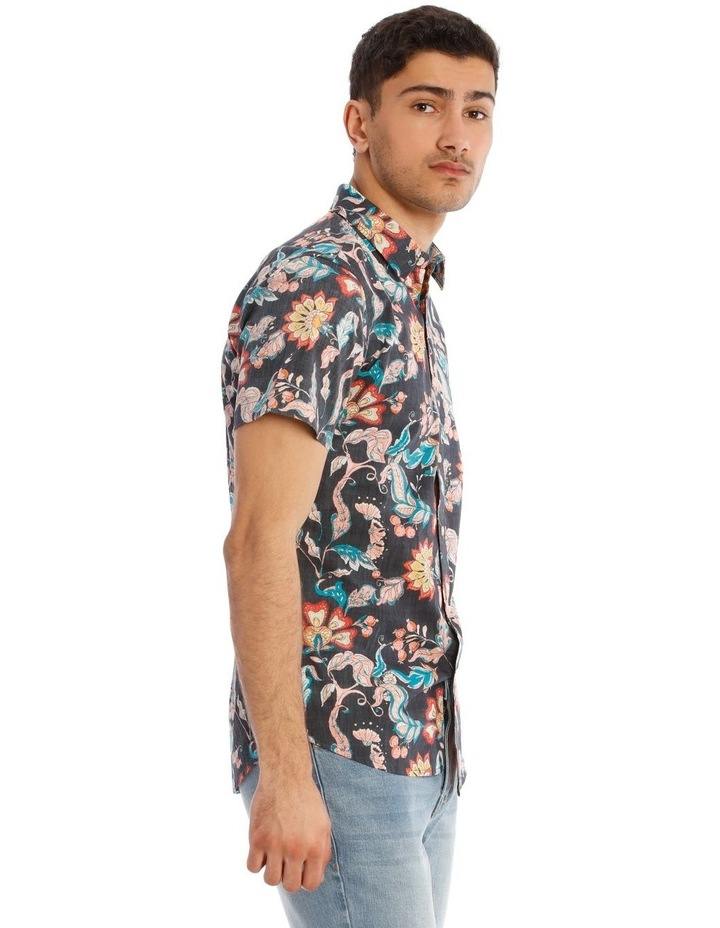 Powers All Over Print Short Sleeve Shirt image 2
