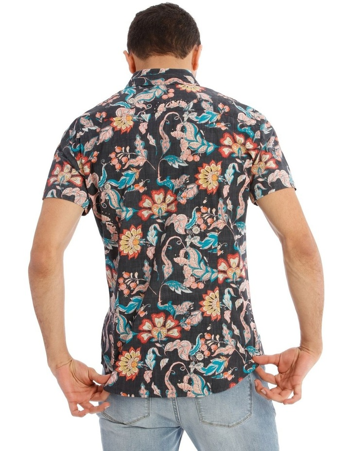 Powers All Over Print Short Sleeve Shirt image 3