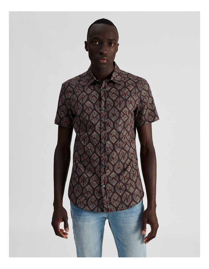Shagadelic All Over Print Short Sleeve Shirt image 1