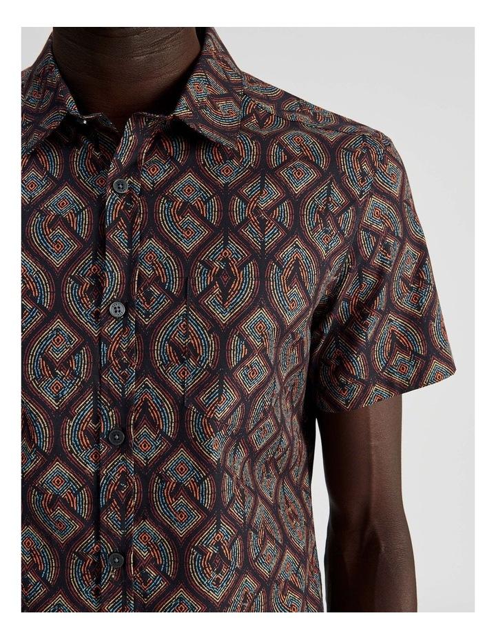 Shagadelic All Over Print Short Sleeve Shirt image 5