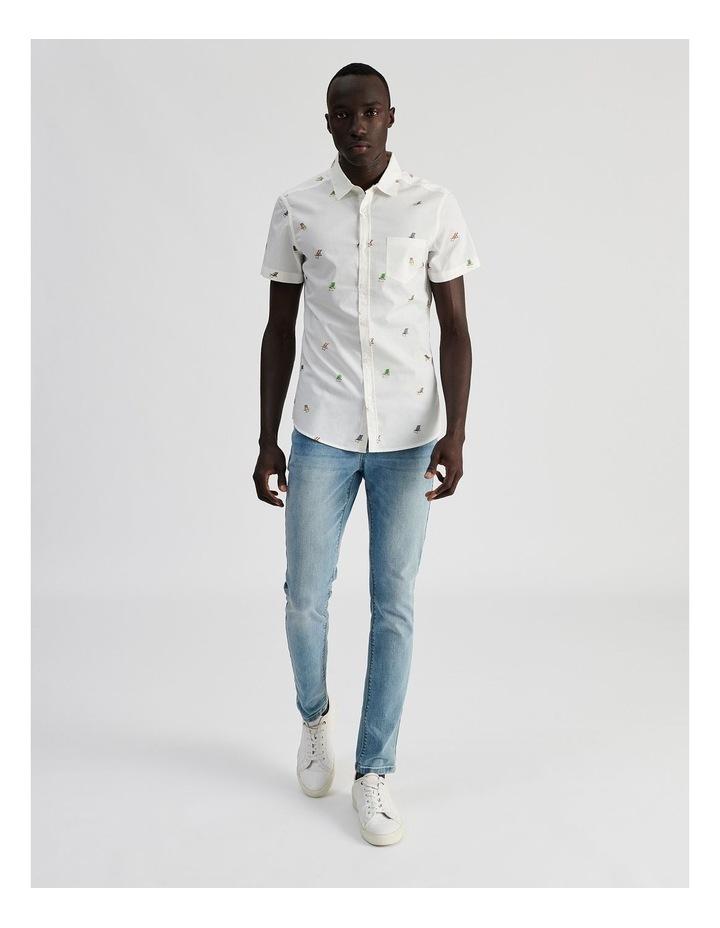 Bounce Back Convo Print Short Sleeve Shirt image 2