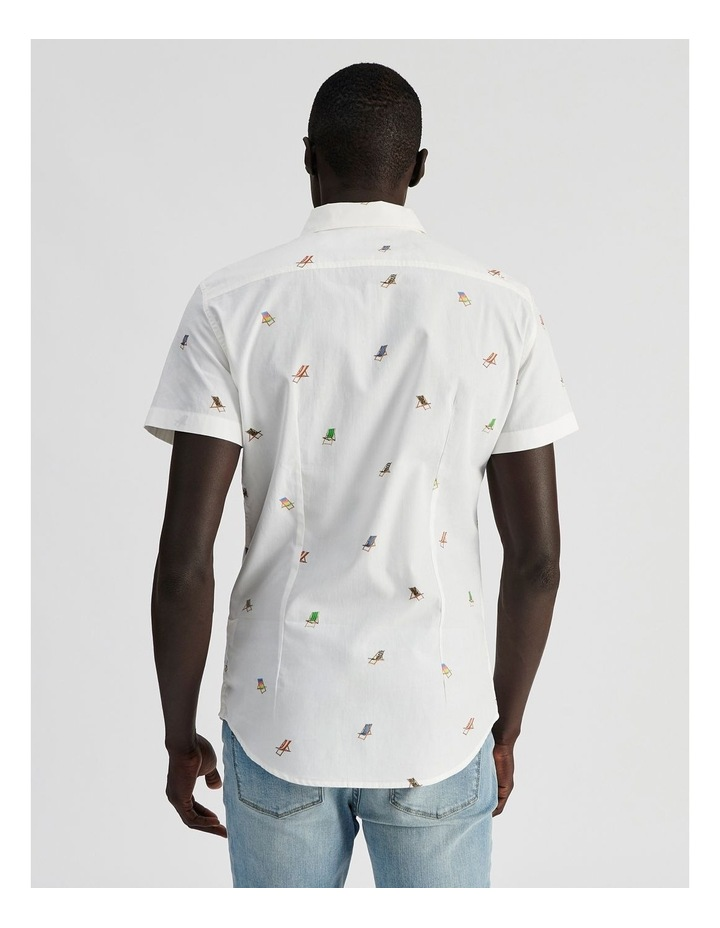 Bounce Back Convo Print Short Sleeve Shirt image 4