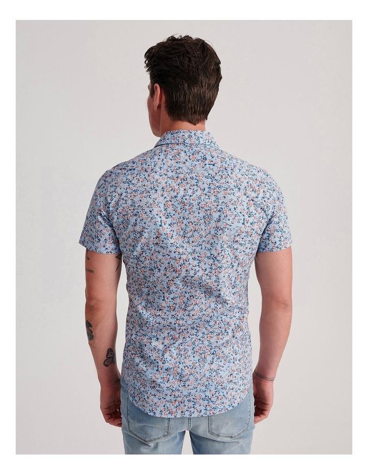 Blowout Geo Print Short Sleeve Shirt image 4