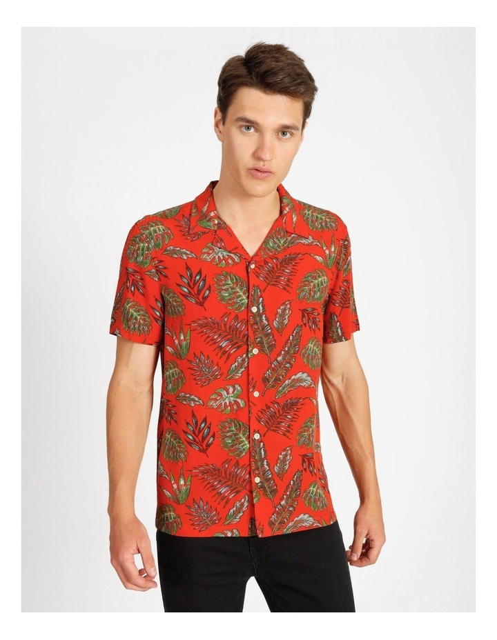 Prickly Palms All Over Print Short Sleeve Shirt image 1